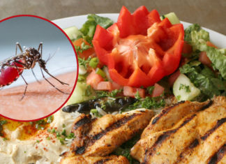 Chế độ dinh dưỡng trong sốt xuất huyết.