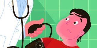 Các triệu chứng ban đầu của tăng huyết áp