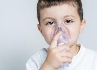 Thuốc điều trị hen phế quản ở trẻ nhỏ